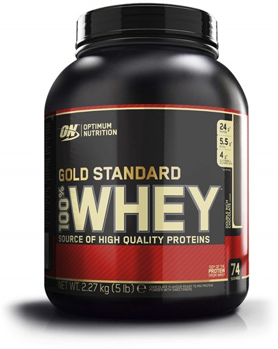 Gold Standard 100% Whey Double Rich Chocolate (2270 gr)