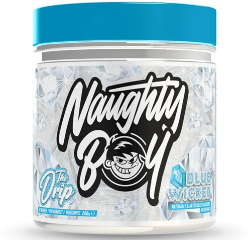 Naughty Boy The Drip Fatburner Blue Wicked (200 gr)