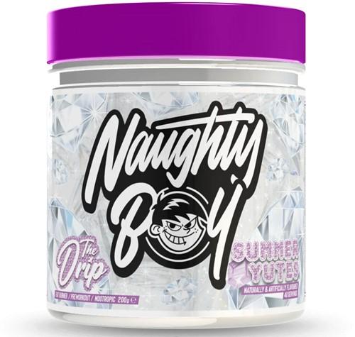 Naughty Boy The Drip Fatburner Summer Yutes (200 gr)