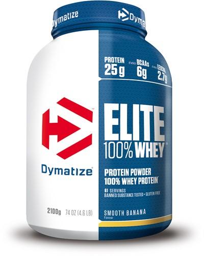 Dymatize Elite Whey Protein Smooth Banana (2100 gr)