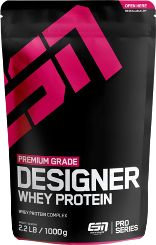 ESN Designer Whey Protein Double Chocolate (1000 gr)