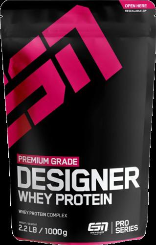 ESN Designer Whey Protein Strawberry (1000 gr)