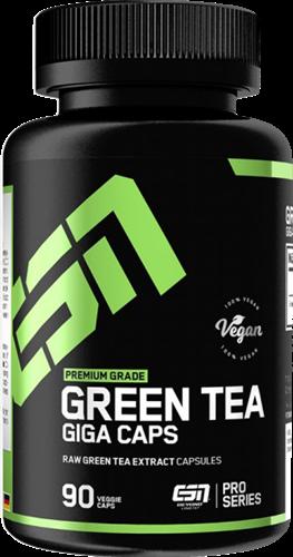 ESN Green Tea Giga Caps (90 caps)