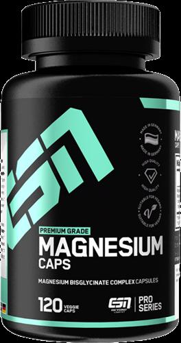 ESN Magnesium Caps (120 caps)