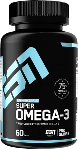 ESN Super Omega-3 (60 softgels)