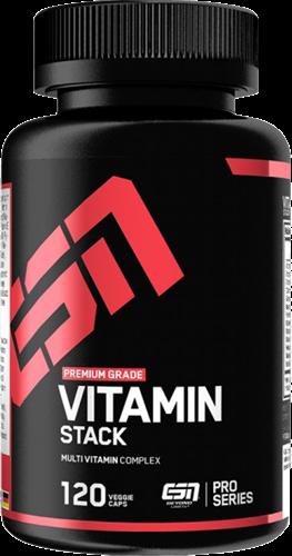 ESN Vitamin Stack (120 caps)