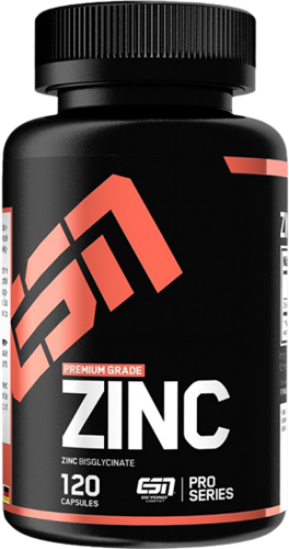 ESN Zinc (120 caps)