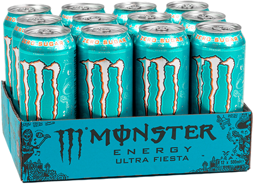 Monster Energy Ultra Fiesta (12 x 500 ml)