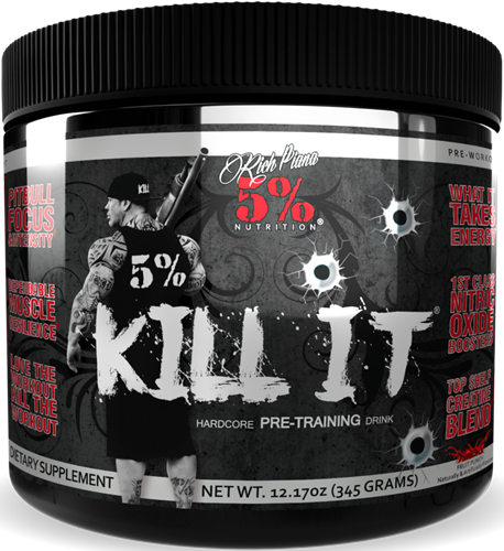 Kill It Fruit Punch (345 gr)