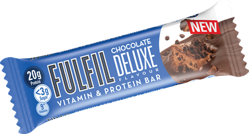 Fulfil Vitamin & Protein Bar Chocolate Deluxe (1 x 55 gr)