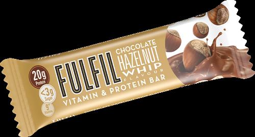 Fulfil Vitamin & Protein Bar Chocolate Hazelnut Whip (1 x 55 gr)