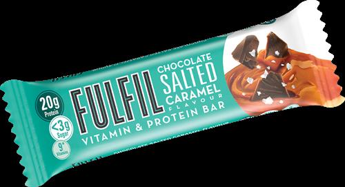 Fulfil Vitamin & Protein Bar Salted Caramel (1 x 55 gr)