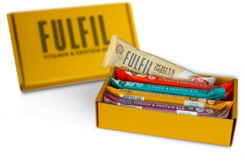 Fulfil Vitamin & Protein Bar Mixbox