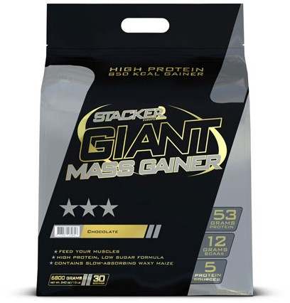 Giant Mass Gainer Chocolate (6800 gr)