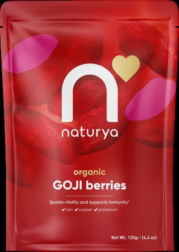 Naturya Organic Goji Berries (125 gr)