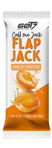 GOT7 Flapjack bar Apricot (20 x 100 gr) Ten minste houdbaar tot: 15-5-2021