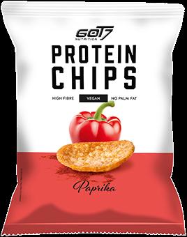 GOT7 High Protein Chips Paprika (6 x 50 gr)