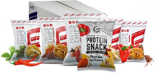 GOT7 High Protein Chips Party Box (6 x 50 gr)