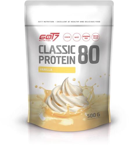 GOT7 Classic Protein 80 Vanilla (500 gr)