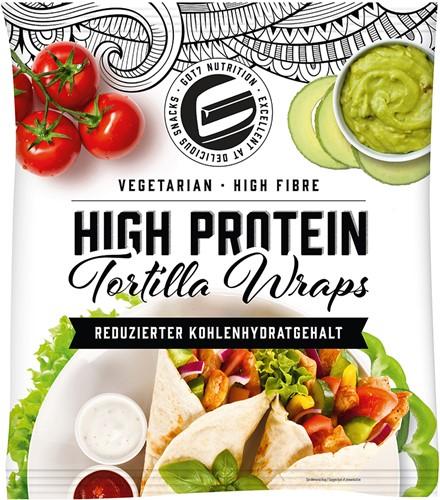 GOT7 Tortilla Wraps (4 x 70 gr)