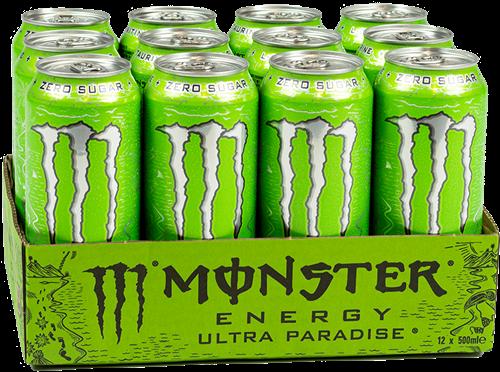 Monster Energy Ultra Paradise (12 x 500 ml)