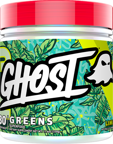Ghost Greens Lime (330 gr)