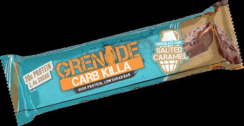 Carb Killa Bar Salted Caramel (1 x 60 gr)