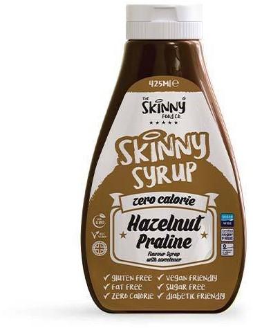 Skinny Syrup Hazelnut Praline (425 ml)