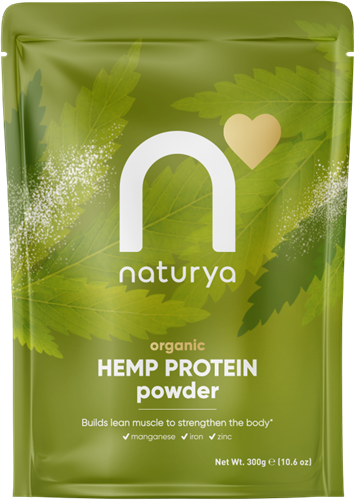 Naturya Organic Hemp Protein Powder (300 gr)