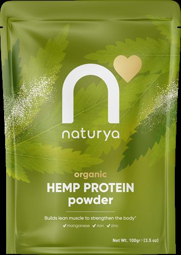 Naturya Organic Hemp Protein Powder (100 gr)