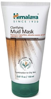 Himalaya Herbals Clarifying Mud Mask (75 ml)