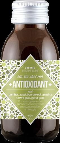 Organic Human Energy Shot Antioxidant (12 x 100 ml)