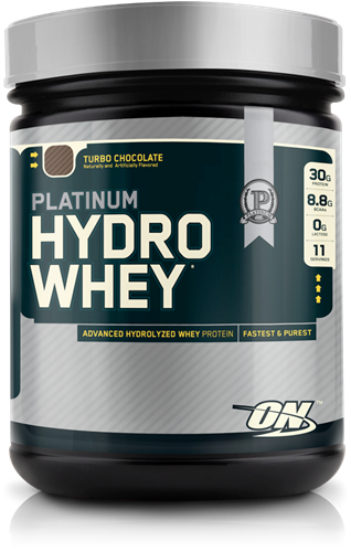 Platinum Hydrowhey Milk Chocolate (1600 gr)