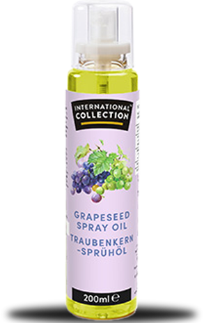 International Collection Spray Oil Grapeseed (200 ml)