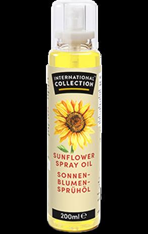 International Collection Spray Oil Sunflower (200 ml)
