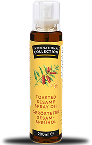 International Collection Spray Oil Toasted Sesame (200 ml)