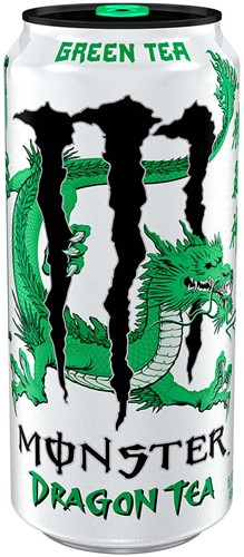 Monster Energy Dragon Tea Green Tea (1 x 458 ml)