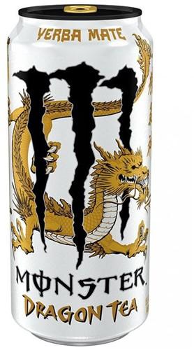 Monster Energy Dragon Tea Yerba Mate (1 x 458 ml)