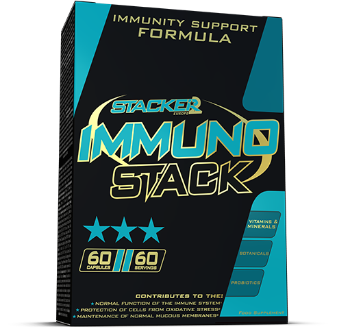Stacker2 Immuno Stack (60 caps)