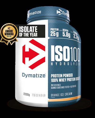 Dymatize Iso 100 Hydrolized Orange (2200 gr)