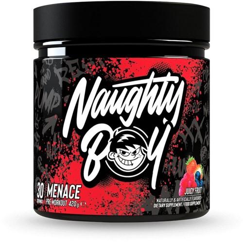 Naughty Boy Menace Pre-workout Juicy Fruit (435 gr)
