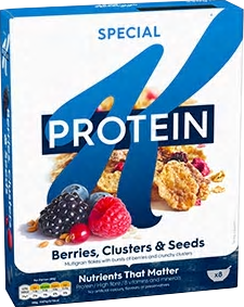 Kellogg's Special K Protein Berries (320 gr)