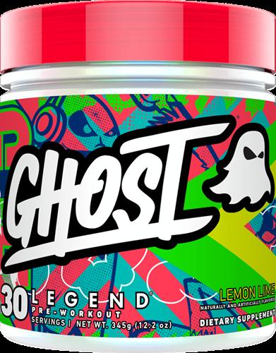 Ghost Legend Lemon Lime (360 gr)