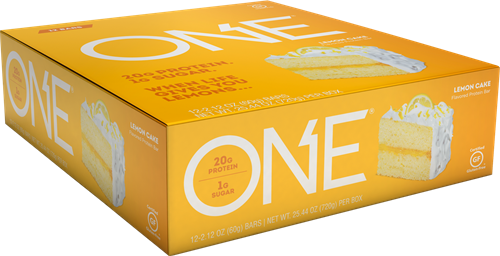 Oh Yeah! One Bar Lemon Cake (12 x 60 gr)
