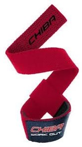 Lifting Straps (Rood)