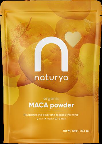 Naturya Organic Maca Powder (300 gr)