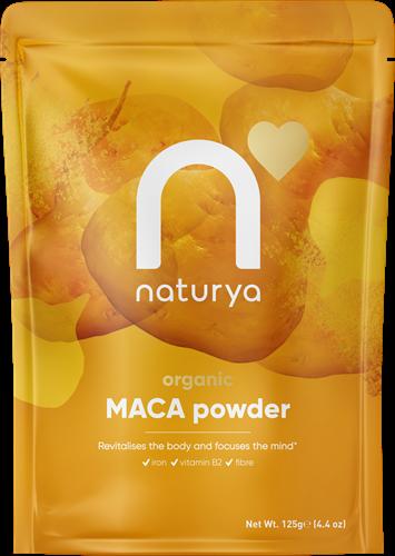 Naturya Organic Maca Powder (125 gr)