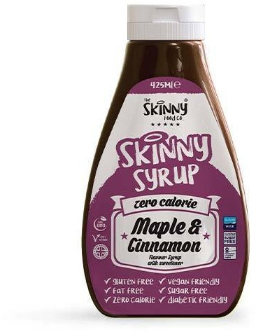 Skinny Syrup Maple & Cinnamon (425 ml)