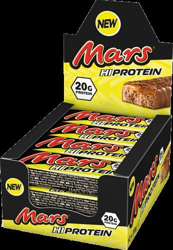 Mars HiProtein bar Chocolate (12 x 59 gr)