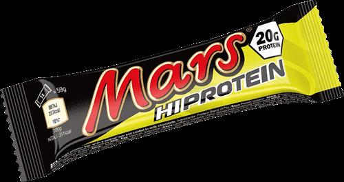 Mars HiProtein bar Chocolate (1 x 59 gr)